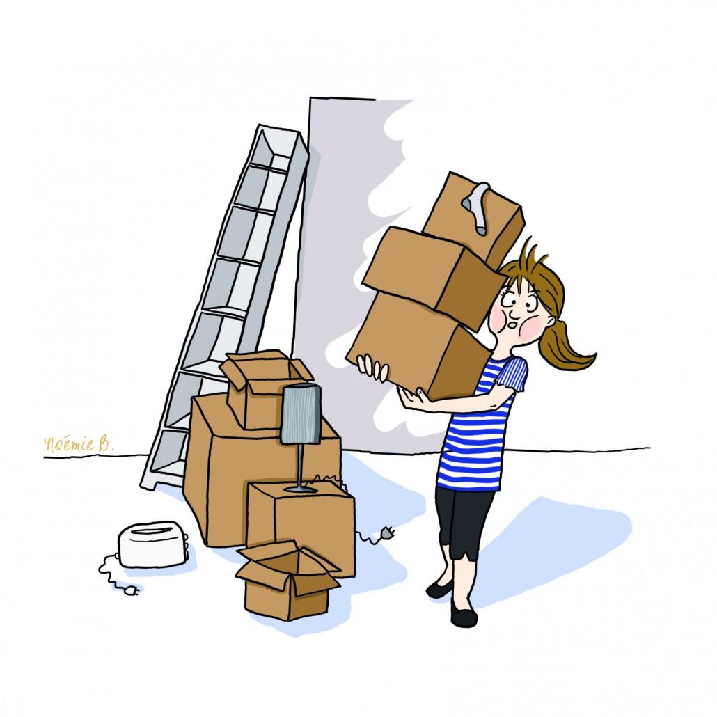 Déménagement Paris : quelles sont les modalités qu'il faut respecter pour un bon déménagement ?
