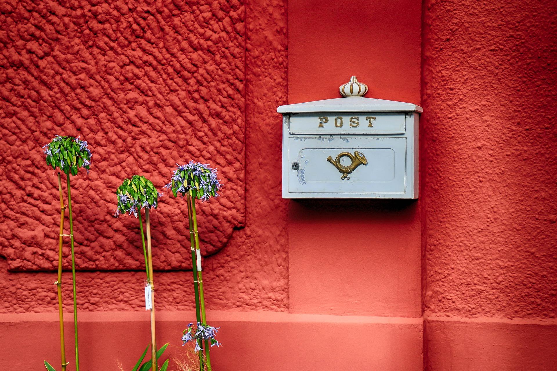 ouvrir boite aux lettres cle
