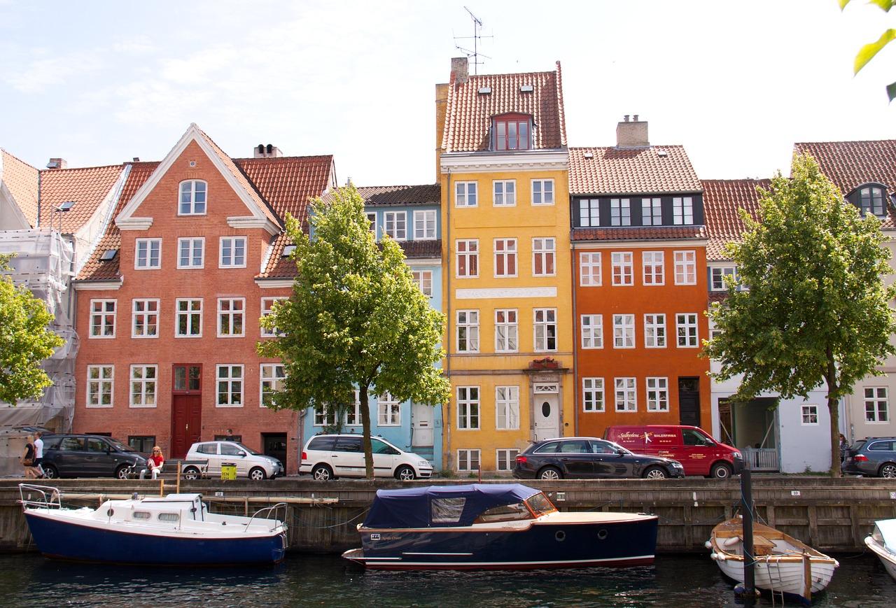 Canal Copenhagen Christianshavn - Bjonsson / Pixabay